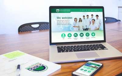 รับทำเว็บไซต์Drug Delivery System Excellence Center